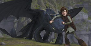 How To Train Your Dragon, Trailer