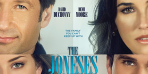 The Joneses, Trailer