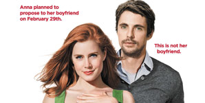 Leap Year, Trailer