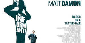 The Informant!, Trailer