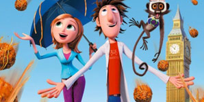 Cloudy With A Chance Of Meatballs, Trailer