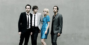 Metric - Gold Guns Girls Video