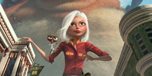 Monsters vs Aliens, Trailer
