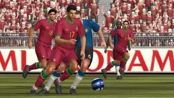 Pro Evolution Soccer 2008 Screenshots