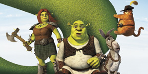 Shrek Forever After, Trailer