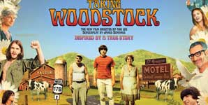 Taking Woodstock, Trailer
