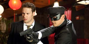 The Green Hornet, Trailer