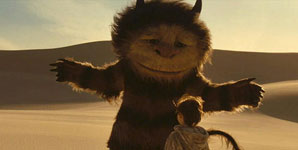 Where The Wild Things Are, Alternative Trailer