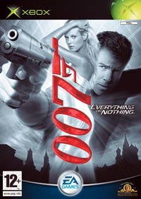 Games - James Bond - 007 - Everything or Nothing Xbox review