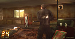 24: The Game - Screenshots PS2 - Sony Entertainment