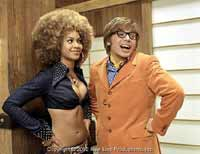 It's a jazz-funk thang, baby...Goldmember Soundtrack @ www.contactmusic.com