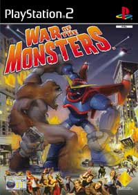War of the Monsters Reviewed on PS2  @ www.contactmusic.com