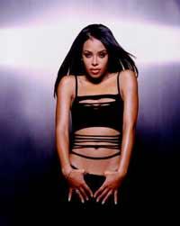 Aaliyah @ www.contactmusic.com