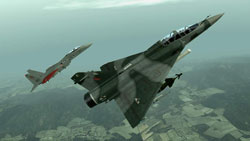 Ace Combat The Belkan War - Screenshots PS2