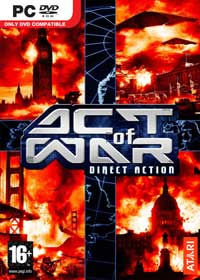 Act of War: Direct Action Review PC