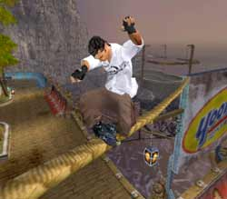 Aggressive Inline Review On PS2 @ www.contactmusic.com