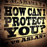 Alabama 3 - How Can I Protect You (One Little Indian 15/08/2005) - Single Review