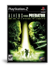 PS2 - Aliens Versus Predator: Extinction Review