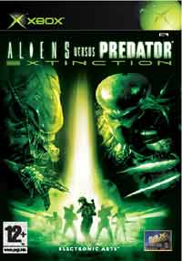 Xbox - EA's - Aliens Versus Predator: Extinction  Review