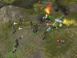Xbox - EA's - Aliens Versus Predator: Extinction Screenshots