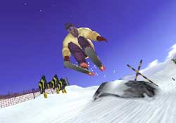 Alpine Racer 3 Review On PS2 @ www.contactmusic.com