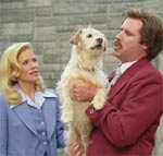 Anchorman - Will Ferrell and Christina Applegate Interview
