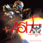 Ash - Evil Eye EP released 11th April with Star Wars:Republic Commando Playable Demo