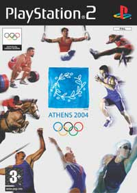 Athens 2004 PS2 review