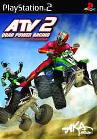 ATV 2 Quad Power Racing On PS2 @ www.contactmusic.com