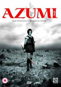 Azumi - DVD Review - Out to own on DVD on August 2nd