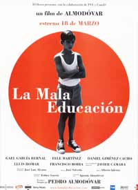 Film - BAD EDUCATION - directed by Pedro Almodovar release date May 21st, Pathe. Watch the trailer now