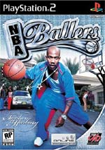 NBA Ballers - PS2 Review