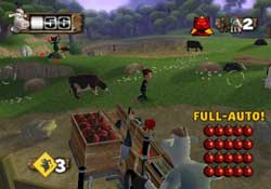 Barnyard - Screenshots - PS2 THQ