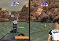 Sega Bass Fishing Duel Reviewed On PS2 @ www.contactmusic.com