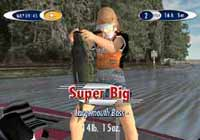 Sega Bass Fishing Duel Reviewed On PS2 @ www.contactmusic.com