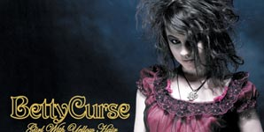 Betty Curse - Girl With Yellow Hair - Video Stream