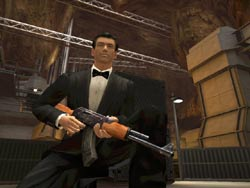 Games - James Bond 007 Everything or Nothing Review PS2