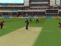 Brian Lara International Cricket 2005 - Screenshots PS2
