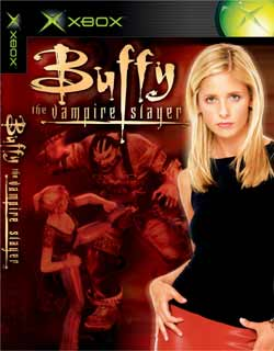 Buffy the Vampire Slayer XBOX @ www.contactmusic.com