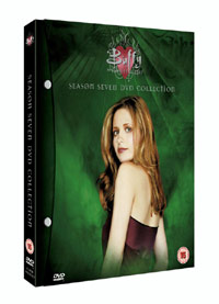 Film - Buffy goes out in style as Season 7 is released to buy on DVD!