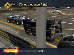 BURNOUT 3: TAKEDOWN - PS2 Screenshots