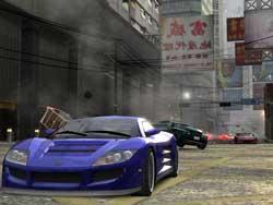 Burnout : Revenge - Screenshots