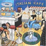 Various Artists - Italian Caf - Putumayo Music - Album Review