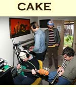Cake - Interview