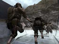 Call of Duty 2 - PC Screenshots