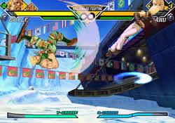 Capcom vs. SNK 2 On Gamecube @ www.contactmusic.com