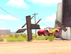 Cars - Screenshots PS2 - THQ