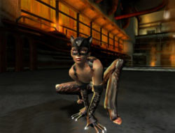 Catwoman - Xbox Screenshots