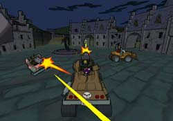EA Present Cel Damage On Xbox/Gamecube @www.contactmusic.com