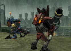 Ratchet Gladiator - PS2 Screenshots